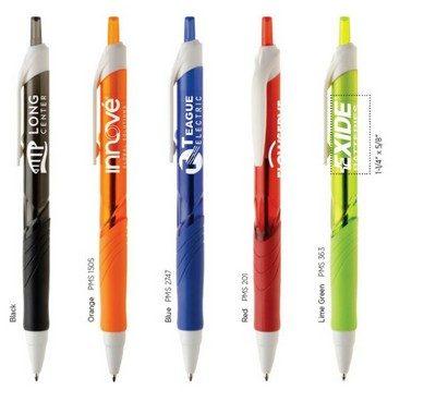 StreamGlide Retractable Ballpoint Pen