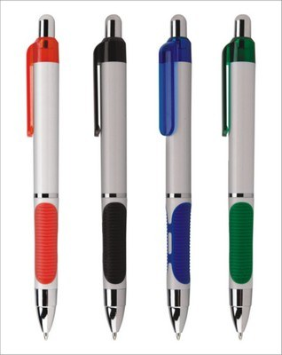 Customisable Orion Click Metallic Stylus Ballpoint Pen