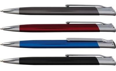 Customisable Varrago Click Metallic Stylus Ballpoint Pen