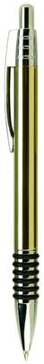 Personalised Olin Click Metallic Stylus Ballpoint Pen