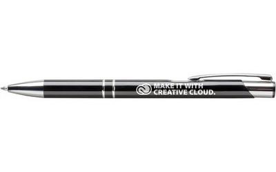 Sonata Glass Retractable Ballpoint Pen