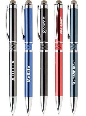 Farella Stylus Retractable Ballpoint Pen