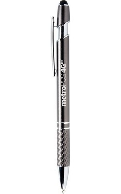 Textari Stylus Retractable Pen