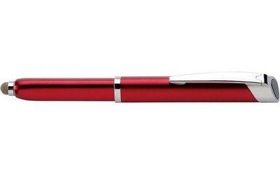 Terranova Triple function Pull Cap Ballpoint Pen