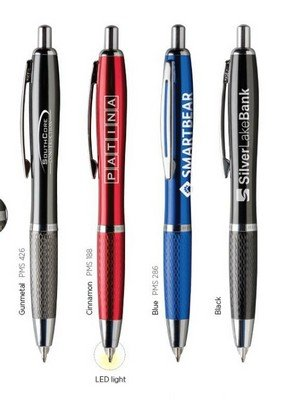 Nashoba Torch Ballpoint Pen