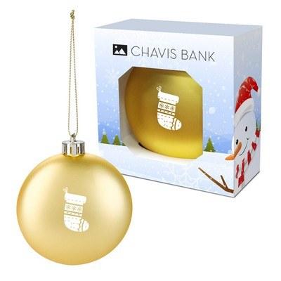 Customised Ornament w/ Custom Window Box