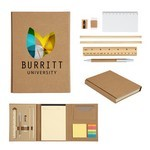 Picture of Customizable Eco-Inspired Tri-Fold Stationary Gift Set