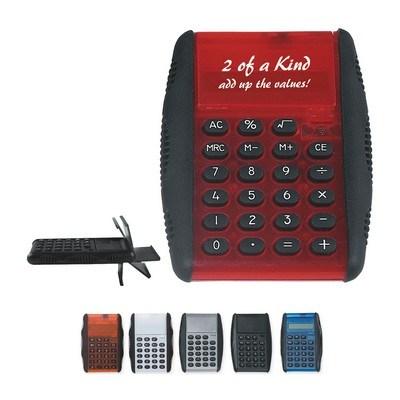 Flip Open Calculator