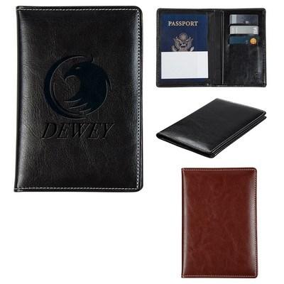 Custom Executive RFID Passport Wallet