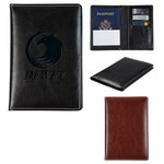 Picture of Custom Executive RFID Passport Wallet