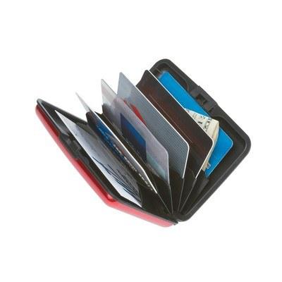 Promotional Aluminium Card Case