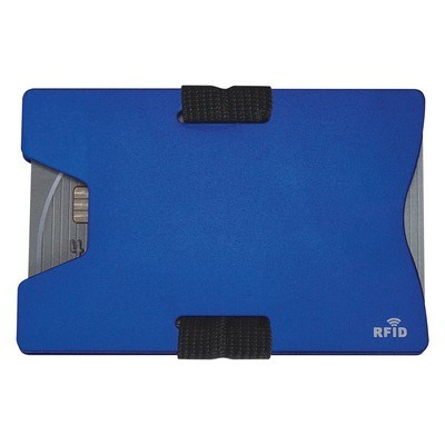 Customizable RFID Expandable Card Holder