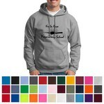 Picture of Customizable Gildan Adult Heavy Blend Hooded Sweatshirt - Color
