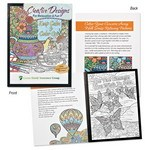 Picture of Creative Designs for Relaxation and Fun Adult Coloring Book