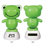 Picture of Solar Powered Dancing Frog