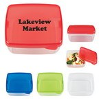 Picture of Square Lunch Container