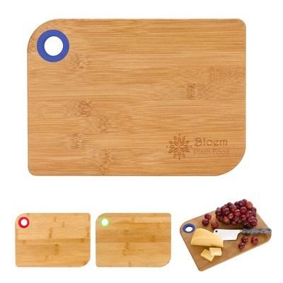 Customizable Bamboo Cutting Board w/ Custom Box