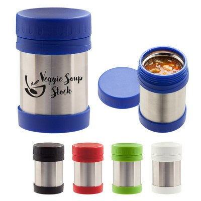12oz Stainless Steel Insulated Food Container
