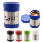 Picture of 12oz Stainless Steel Insulated Food Container