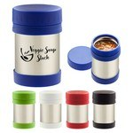 Picture of 12 Oz. Stainless Steel Insulated Food Container