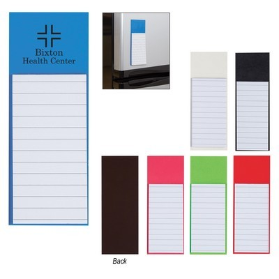Custom Magnetic Note Pad