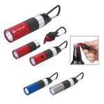 Picture of Aluminum LED Torch With Bottle Opener