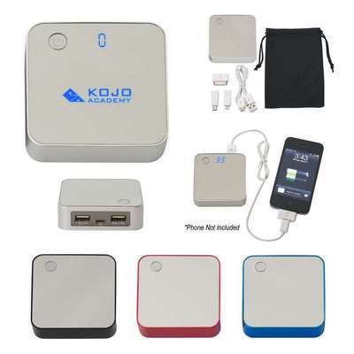 Portable Dual-Port Charger