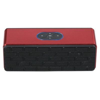Metal Bluetooth Brick Speaker