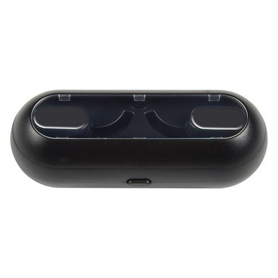 Imprinted Sonic Capsule Stereo Wireless Earbuds