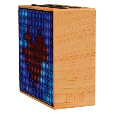 Logo Printed Timebox Smart Wireless Speaker
