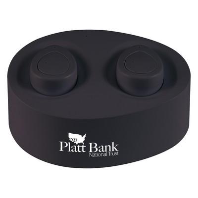Wireless Earbuds w/ Charging Base