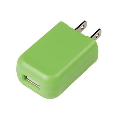 Rectangular UL Listed USB AC Adapter