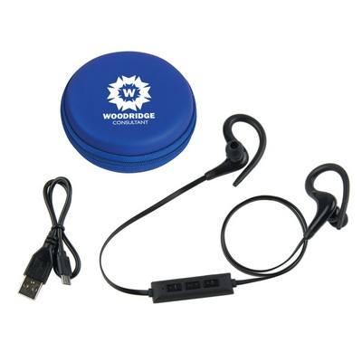 Promotional Wireless Earbuds w/ Travel Case