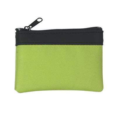 Zippered Coin Pouch