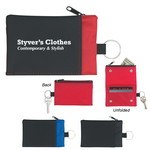 Picture of Folding Wallet With Key Ring