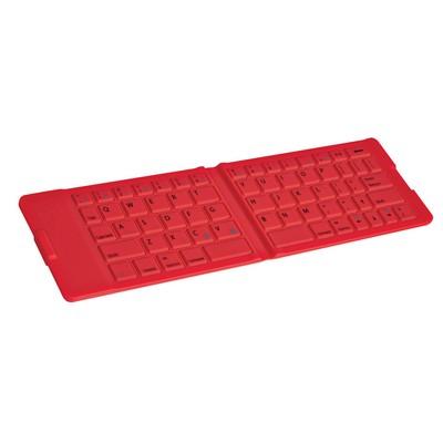 Folding Wireless Keyboard with Case - Screen Print
