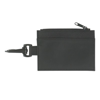 Pouch File with Elastic Band Closure