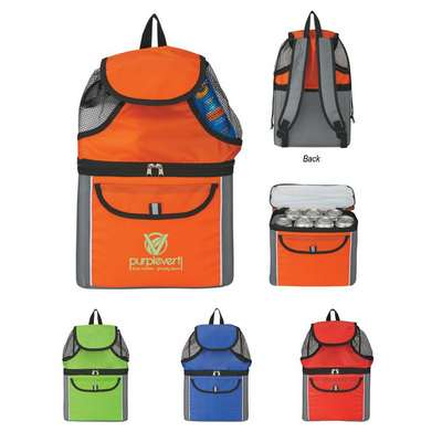 All-In-One Beach Backpack - Screen Printed