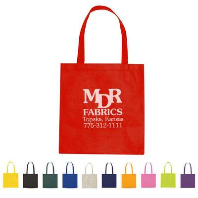 Non-Woven Promotional Tote Bag - Screen Printed