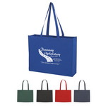 Picture of Non-Woven Shopper Tote - Screen Printed