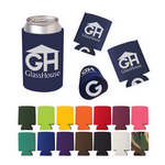 Picture of Kan-Tastic Coozie w/ 3 Imprint Locations