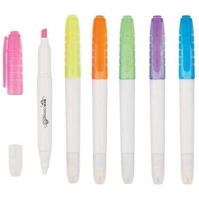 Chisel Tip Highlighter with Eraser