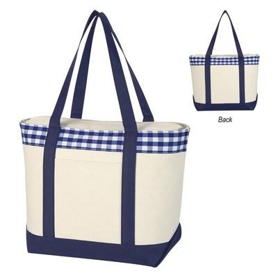 Custom-made Vineyard Tote Bag