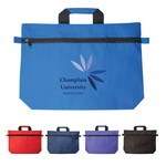 Picture of Non-Woven Document Bag - Screen Printed