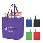 Picture of Non-Woven Market Shopper Tote