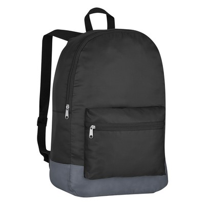 Customised Foldaway Backpack
