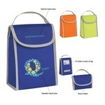 Picture of Non-Woven Folding Identification Lunch Bag