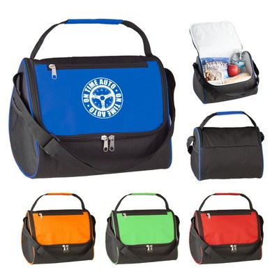 Triangle Insulated Lunch Bag