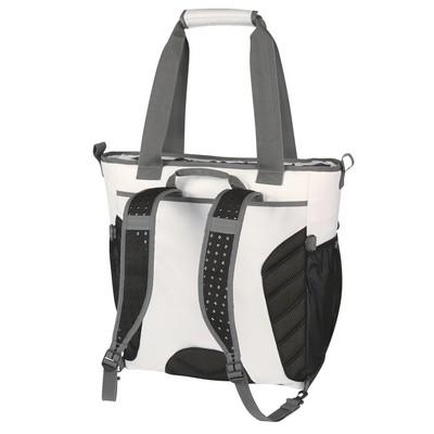 Promotional 23 Qt. Engel Backpack Cooler - White