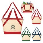Picture of Customised Canvas Kooler Tote Bag